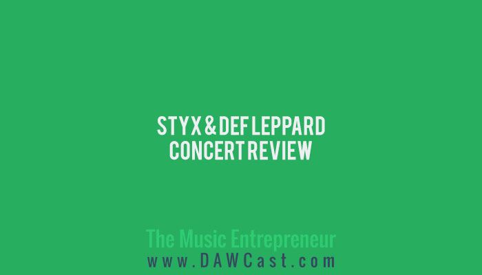 Styx & Def Leppard Concert Review