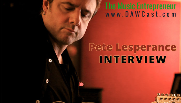 Pete Lesperance Interview September 2008