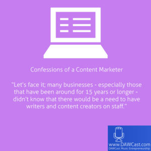 Confessions of a Content Marketer