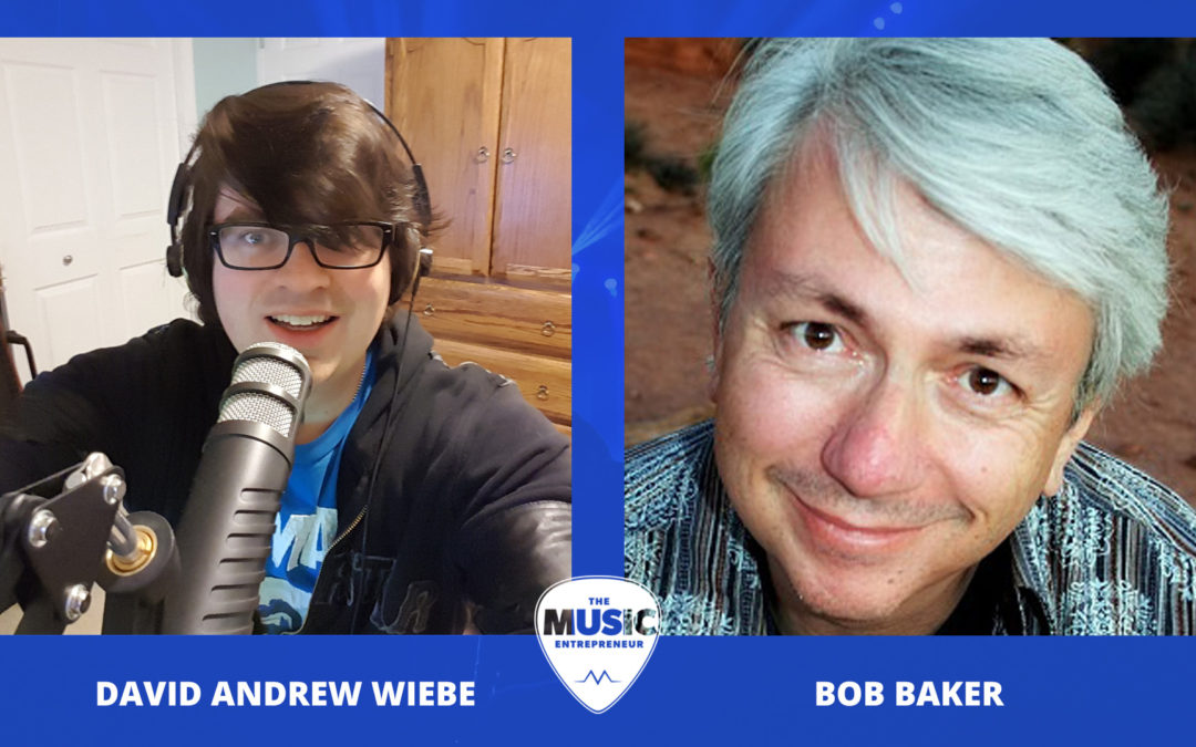 001 – How to Create Compelling Products and Landing Pages – with Bob Baker of The Buzz Factor