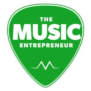 The Music Entrepreneur - logo