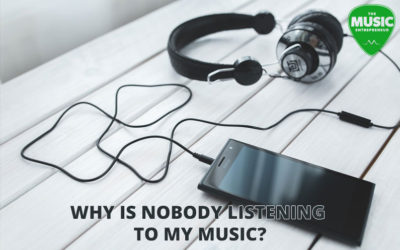 Why is Nobody Listening to My Music?