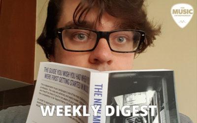 Weekly Digest: September 24, 2016