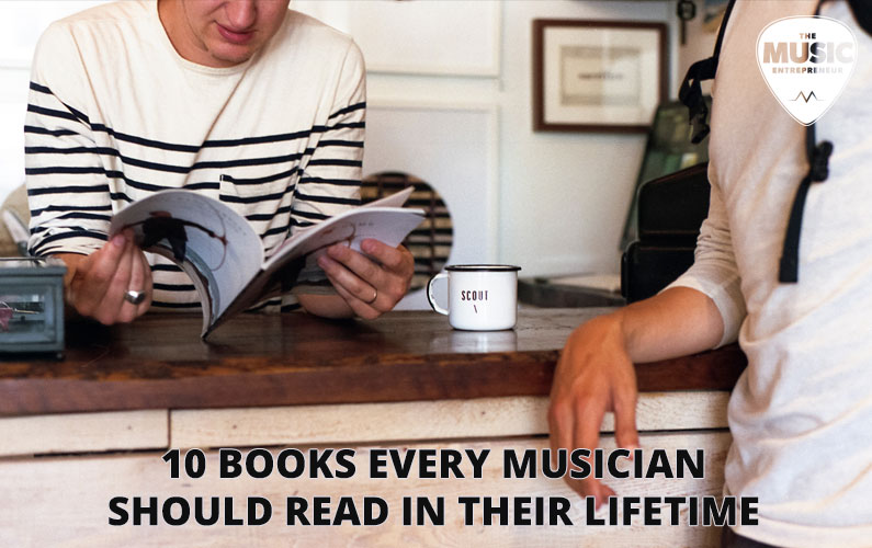10 Books Every Musician Should Read In Their Lifetime The
