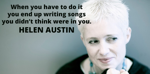 Helen Austin thoughtful quote