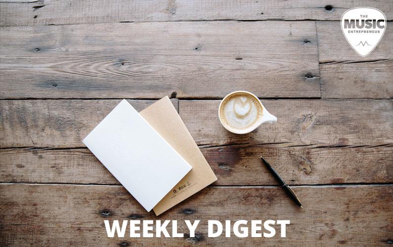 Weekly Digest: November 12, 2016