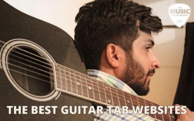 The Best Guitar Tab Websites of 2019 - The Music Entrepreneur HQ