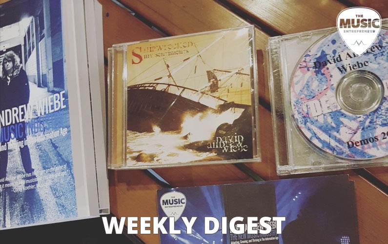 Weekly Digest: December 3, 2016