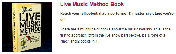 Live Music Method Book