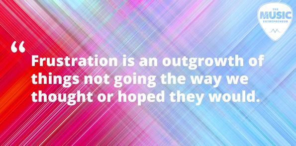 Definition of frustration