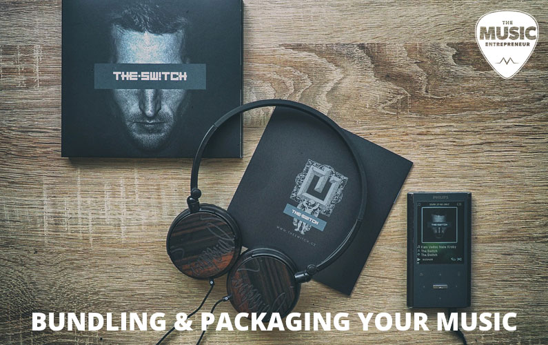 040 – Bundling & Packaging Your Music Products to Maximize Earnings