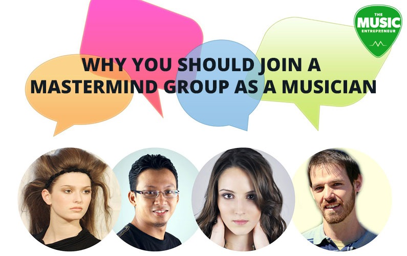 043 – Why You Should Join a Mastermind Group as a Musician