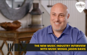 099 – Pursuing Your Passion with Everything You've Got – with Music Mogul Jason Davis