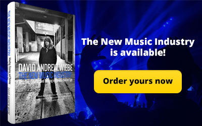 Order The New Music Industry book