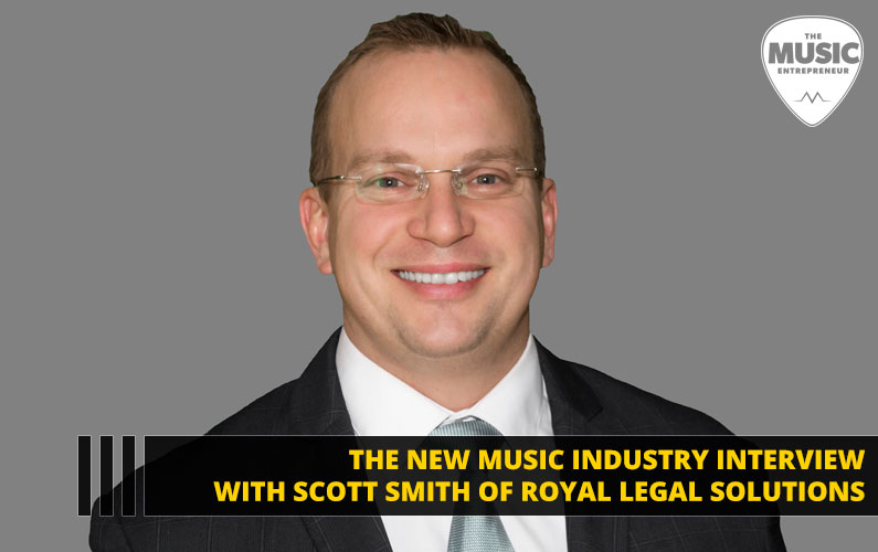 105 – How to Protect Your Company & Scale Your Startup – with Scott Smith of Royal Legal Solutions