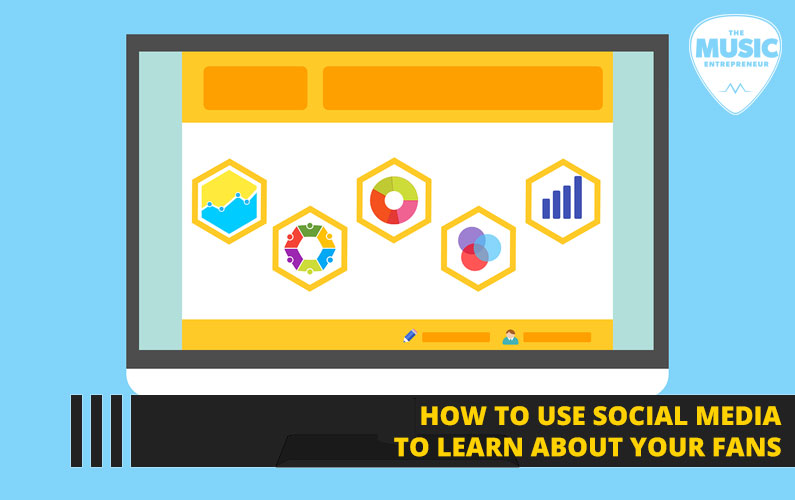 How to Use Social Media to Learn More About Your Fans [INFOGRAPHIC]