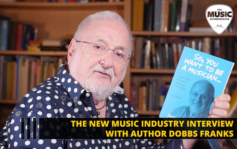 111 – The Life of a Musician, Conductor, Life Coach and Author – with Dobbs Franks