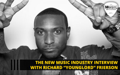 """122 – Cultivating a Success Mindset – with Richard """"Younglord"""" Frierson"""