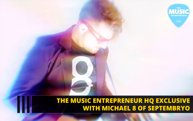 Michael 8 of Septembryo Shares About His Latest Album Nightmares & His Branding Strategy
