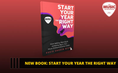 140 – New Book: Start Your Year the Right Way