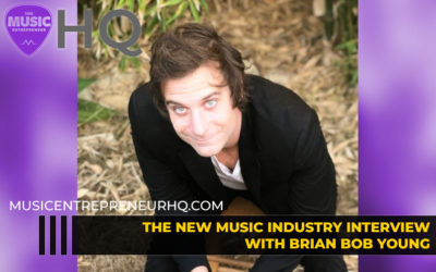 149 – A Conversation on Networking & Collaboration – with Musician Brian Bob Young