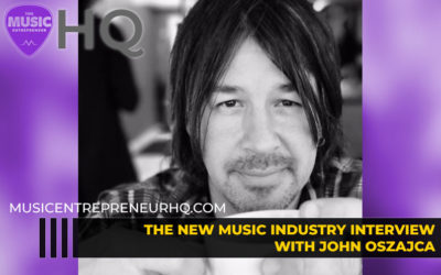 147 – How to Hypercharge Your Music Career with Funnels – with John Oszajca of Music Marketing Manifesto