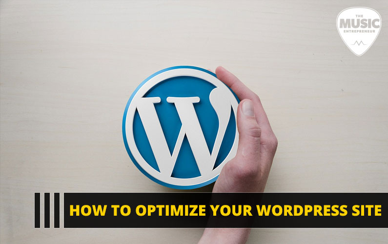 How to Optimize Your WordPress Site [INFOGRAPHIC]