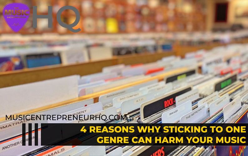 4 Reasons Why Sticking to One Genre Can Harm Your Music