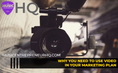 Why You Need to Use Video in Your Marketing Plan [INFOGRAPHIC]