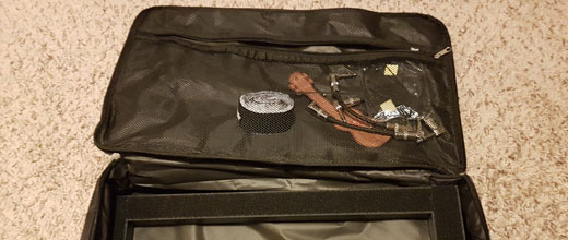 Ghost Fire pedalboard carrying case