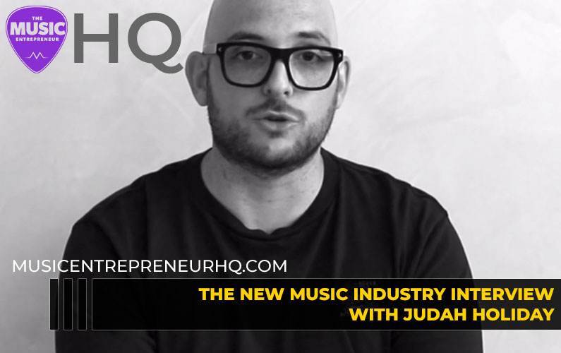158 – Writing Authentic Music from the Heart – with Judah Holiday