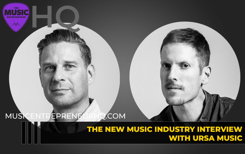 160 – Disrupting the Streaming Landscape – with Chris Jones and Chad Royce of Ursa Music