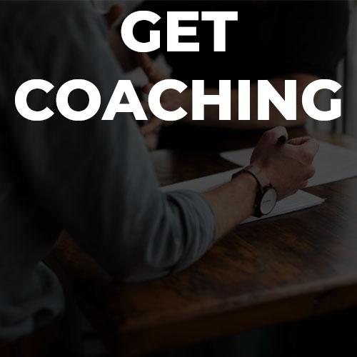Get Coaching