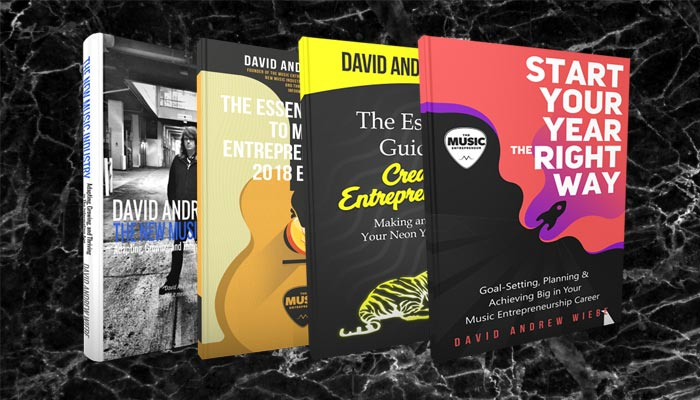 Music Entrepreneur HQ books