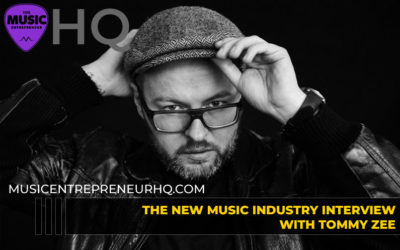 162 – Making Music for Brands & Living a Life You Love – with Tommy Zee of Tommy Zee & Co.