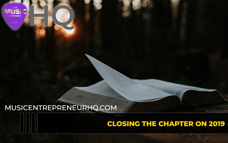 176 – Closing the Chapter on 2019