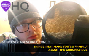 """185 – Things That Make You Go """"Hmm…"""" About the Coronavirus"""