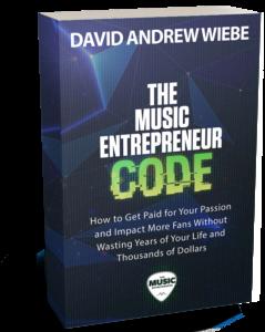 The Music Entrepreneur Code