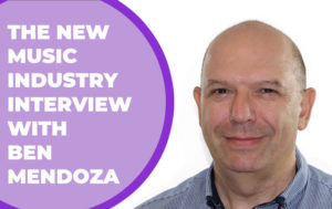 197 – How to Use Data to Grow Your Music Career – with Ben Mendoza of Beatchain